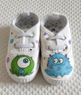 Zapatillas muñecos