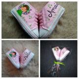 Collage zapatillas discjockey