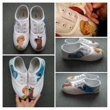 Collage Zapatillas Scooby Doo