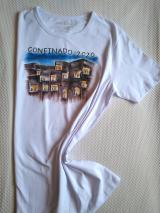 Camiseta confinados
