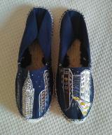 Zapatillas Esparto Nueva York