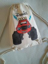 Mochila personalizada Daniel