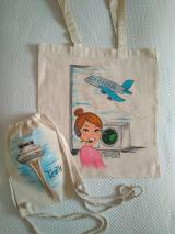 Conjunto bolsa y mochila