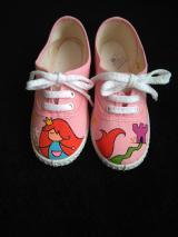 Zapatillas Victoria Princesa y Castillo