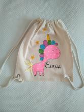 Mochila personalizada Elena