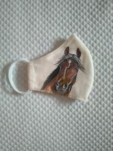 Mascarilla caballo